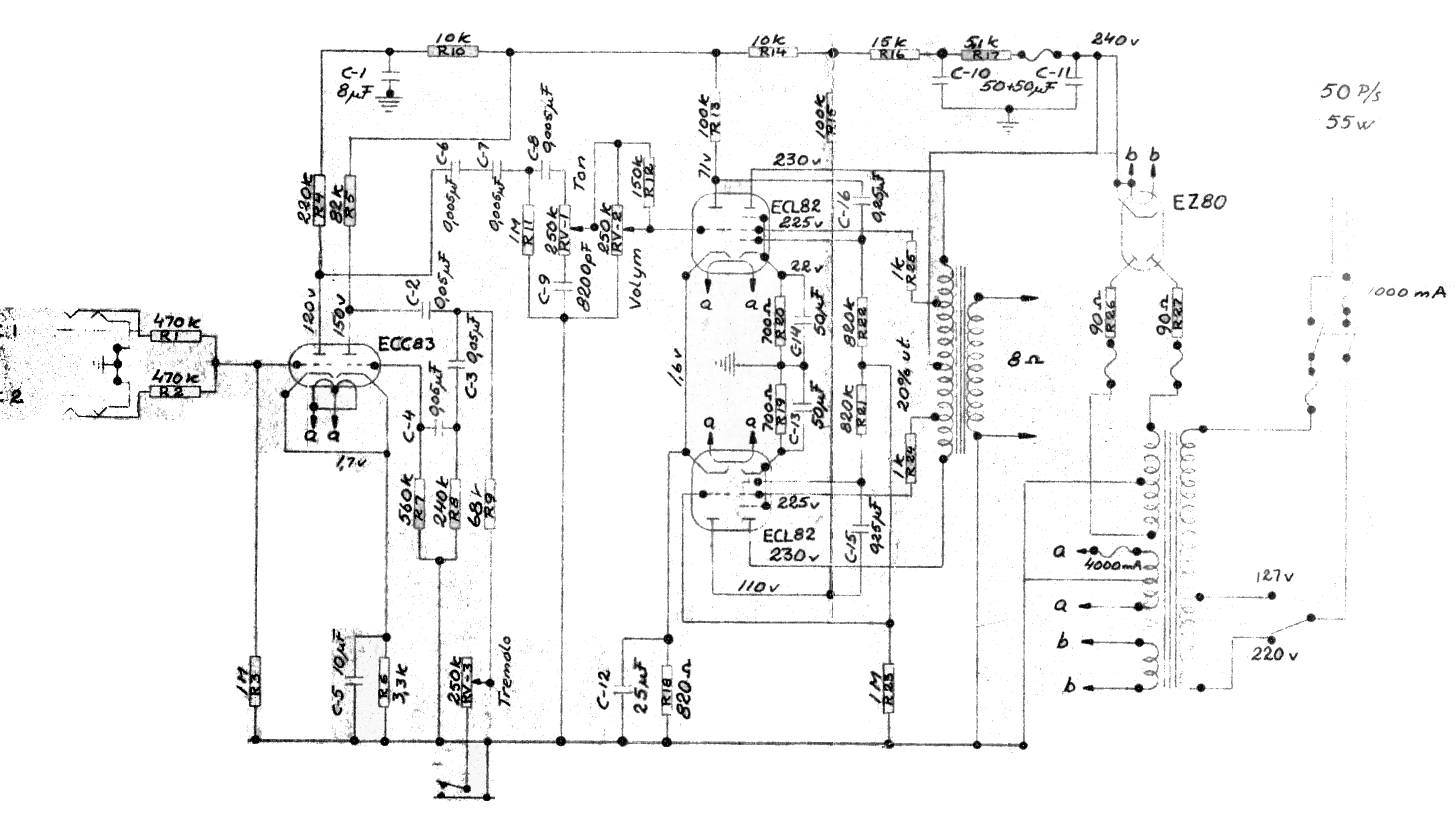 Hagstrom Wiring Diagrams - Wiring Diagram K8 on