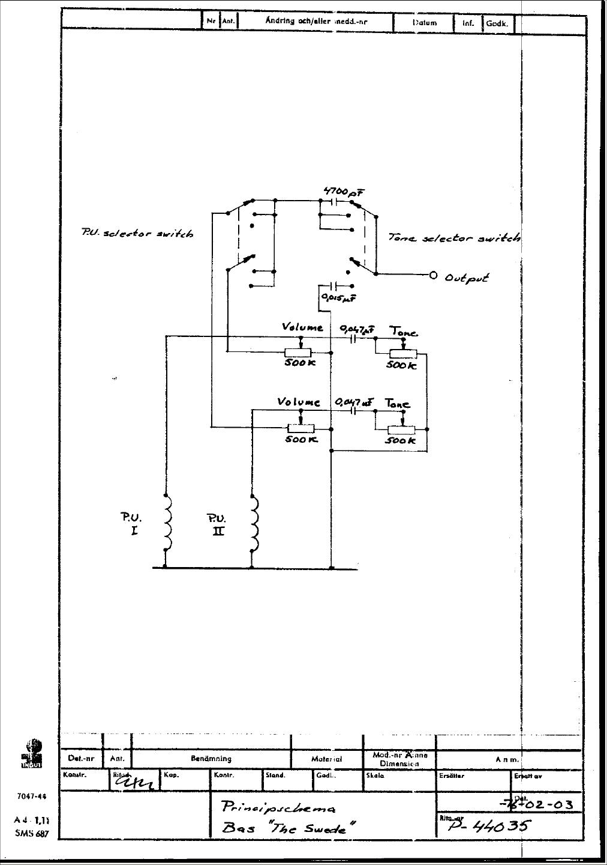 hagstr m schematics rh hagstrom org uk Fender Wiring Diagrams Yamaha Wiring Diagram